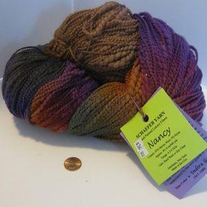 Schaefer Yarn Painted Merino Wool-Nancy variegated
